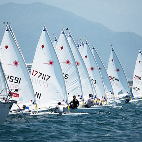 LASER RADIAL SAIL HYDE